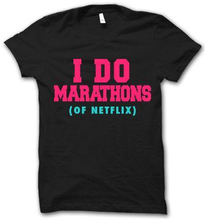 I Do Marathons (of Netflix)