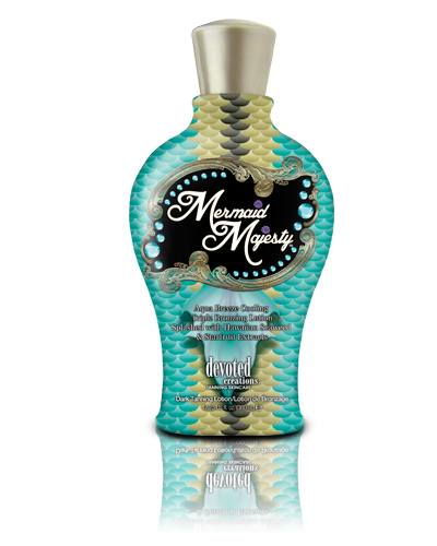 Mermaid Majesty™ Aqua Breeze Cooling Triple Bronzing