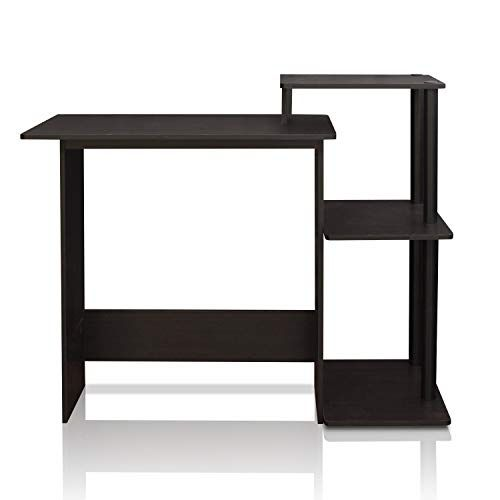 small corner desk with storage desks computer desk with shelves rh pinterest com