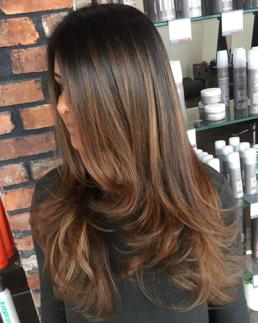 30 Best Hairstyles And Haircuts For Long Straight Hair Brown