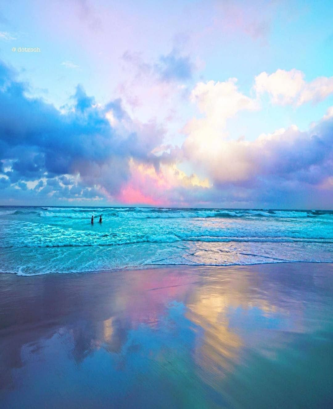 Image May Contain Ocean Sky Cloud Outdoor Water And Nature Beautiful Landscapes Beautiful Sky Landscape Scenery