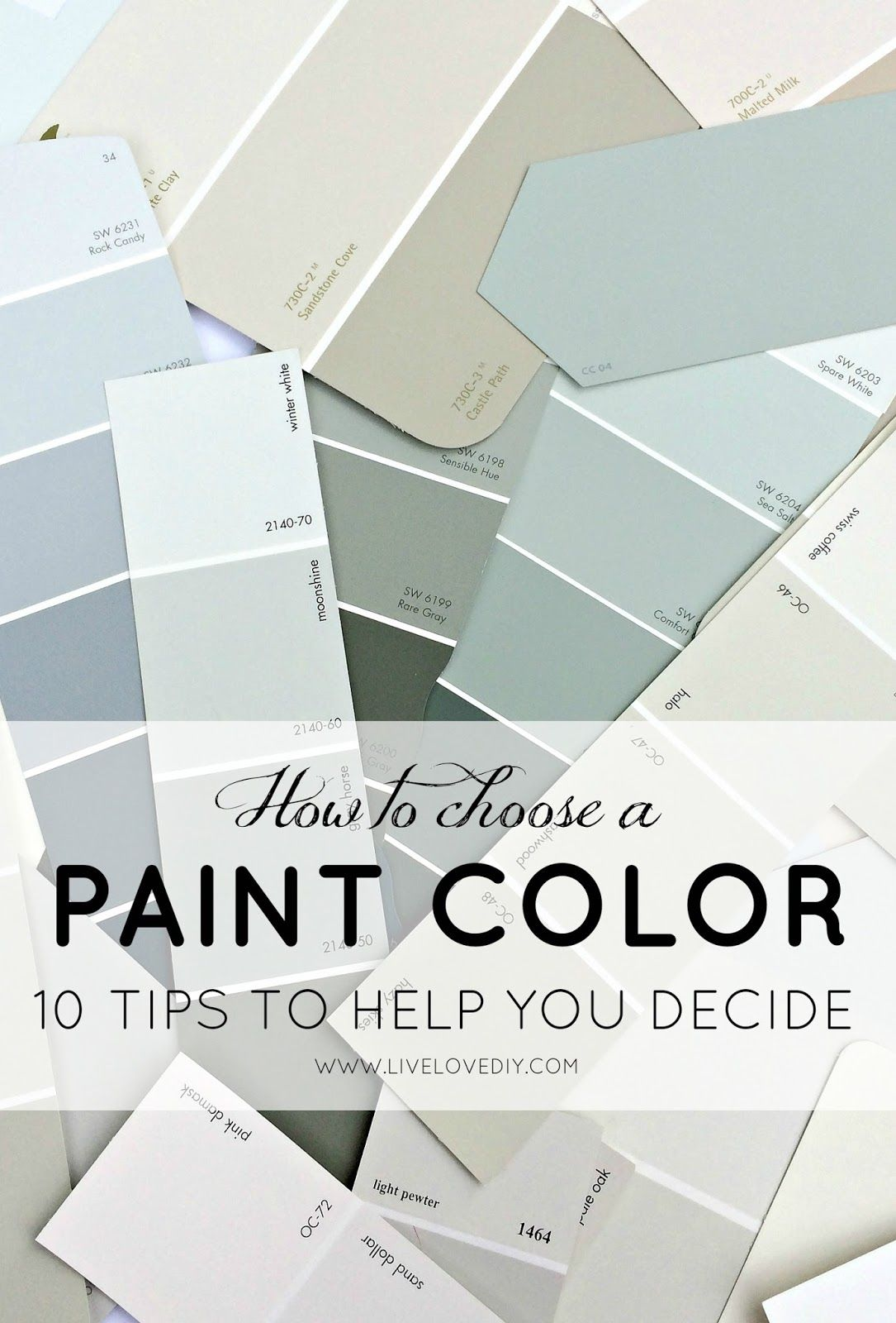how to choose a paint color 10 tips to help you decide on choosing paint colors interior id=45894