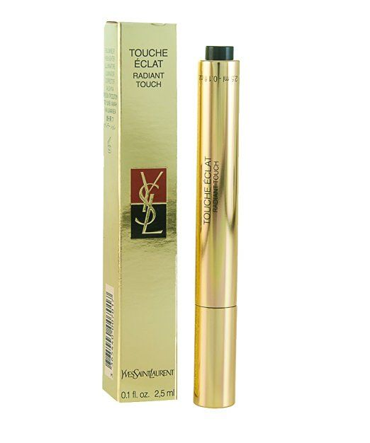 YSL Touche Eclat Radiant Touch Concealer For The Lighter Side of Life ;) – Read My Review