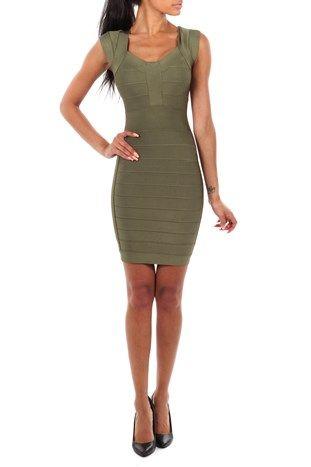 bandage kjole