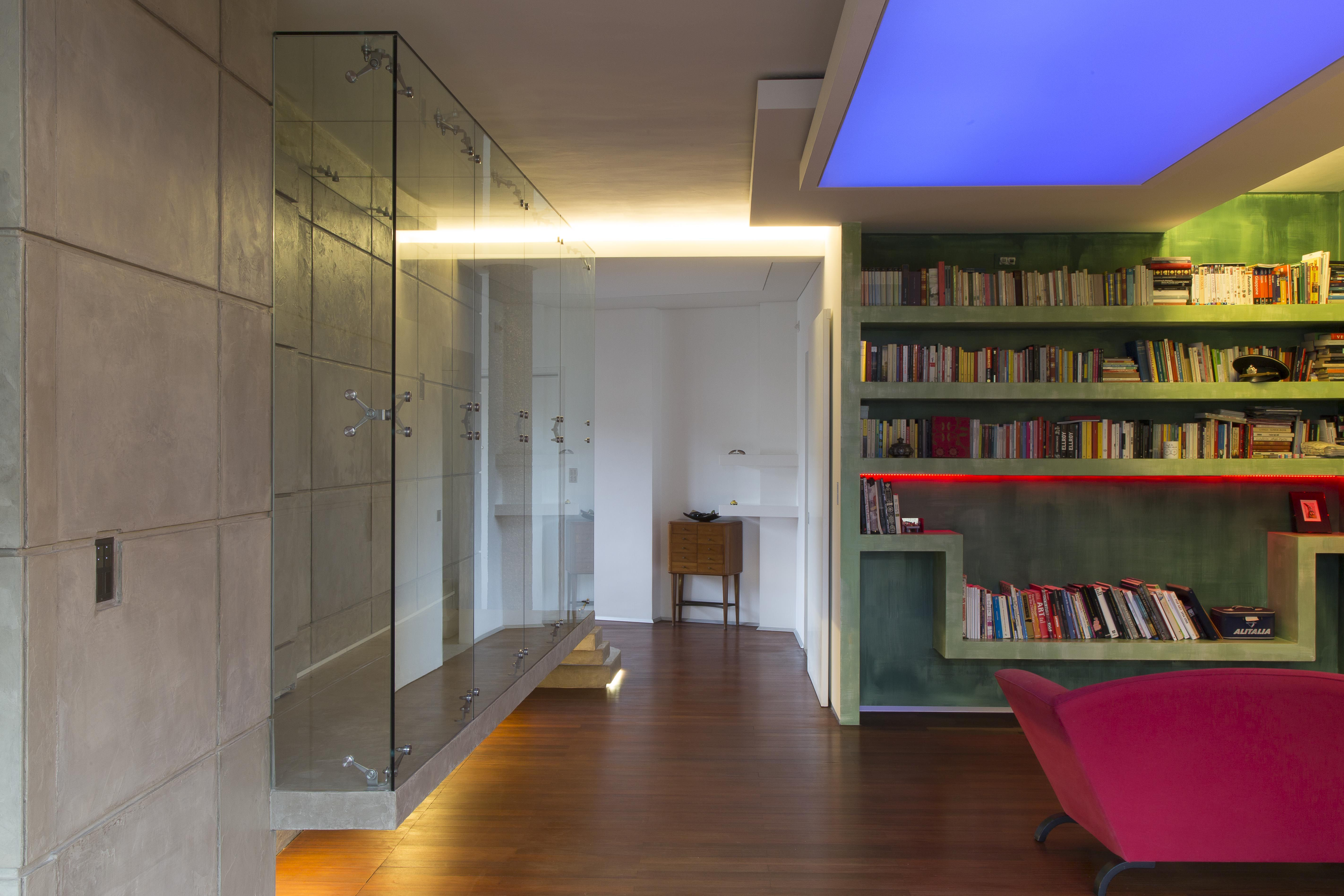 Officinaleonardo ristrutturazioni interni roma moderno design di