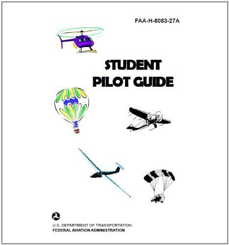 Student Pilot Guide, Plus 500 free US military manuals and