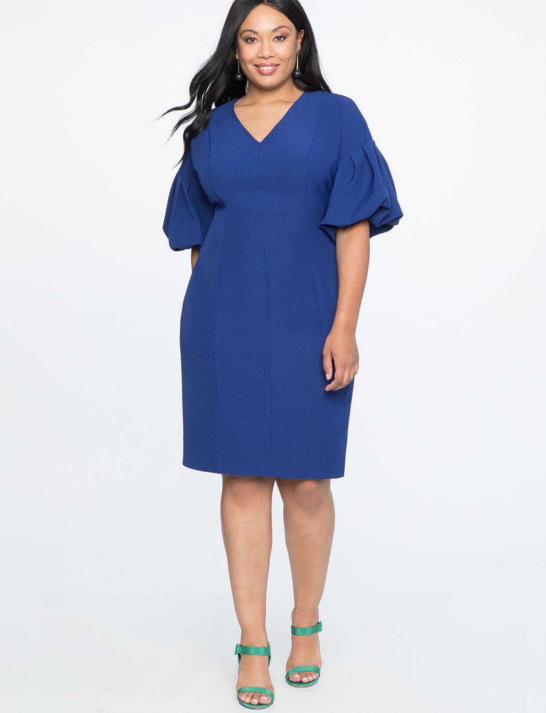 49++ Puff sleeve wedding dress plus size ideas in 2021
