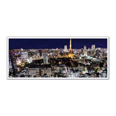 JP London PAN5103 uStrip Paris France Eiffel Tower Skyline High Resolution Peel and Stick Removable Wall Mural