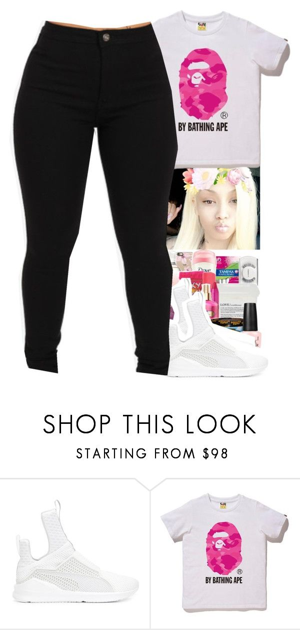 """""""Somewhere😍"""" by shecutetho ❤ liked on Polyvore featuring Puma"""