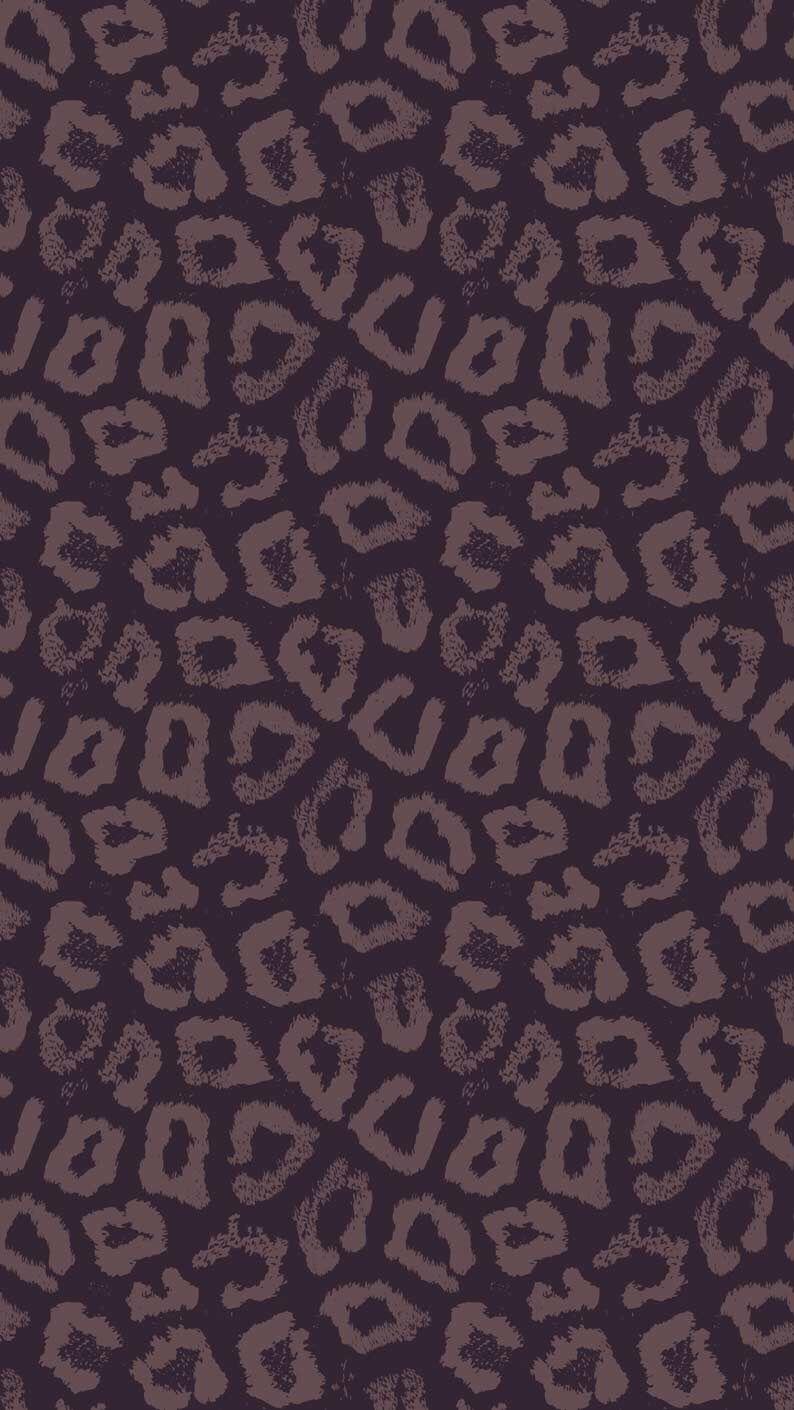 Wallpaper Iphone Cellphone Wallpaper Backgrounds Animal Print