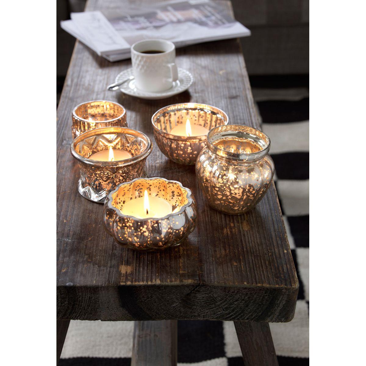 Teelichthalter von Affari.