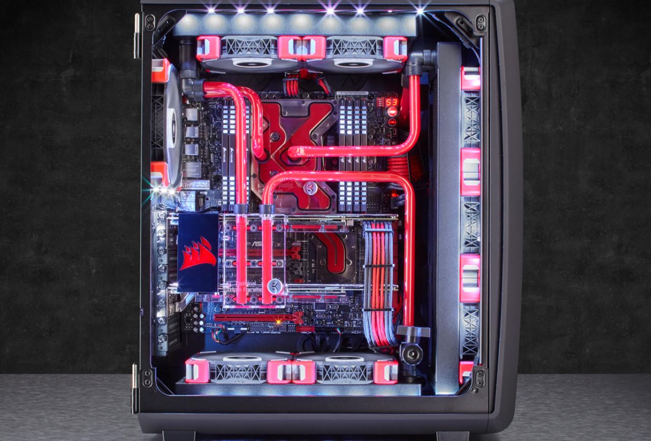 Image Result For Liquid Cooled Pc Build Liquid Cooled Pc Gaming
