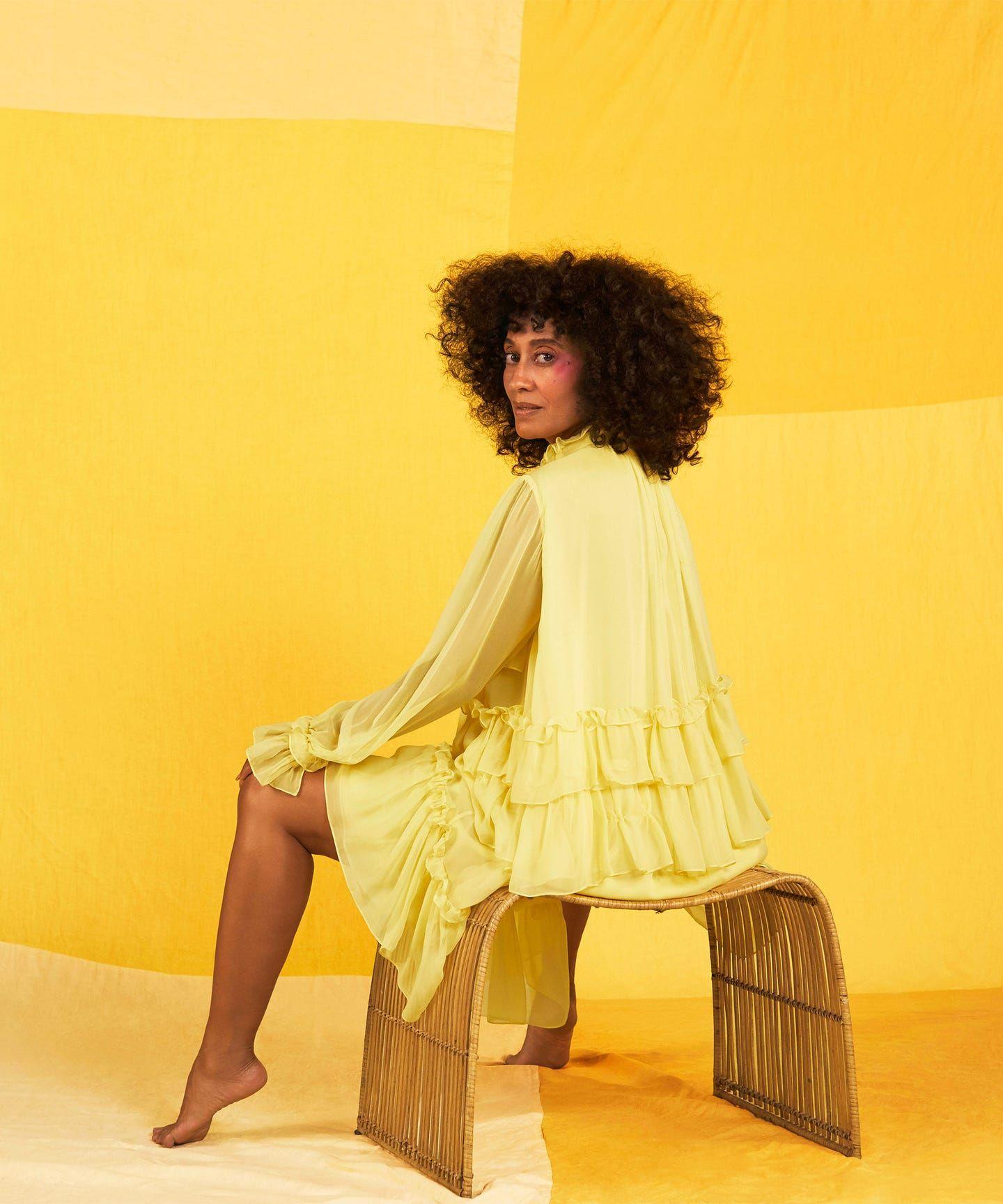 Tracee Ellis Ross Pattern Beauty Launch Interview