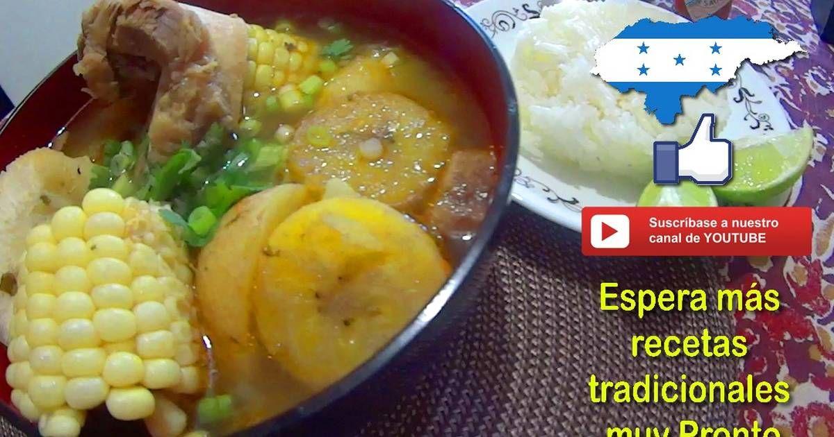 Fabulosa receta para Sopa de Res Catracha. Receta completa de sopa de res Sopa de Res Catracha (Sopa de res de Honduras)        https://youtu.be/8kA-GJS3eek