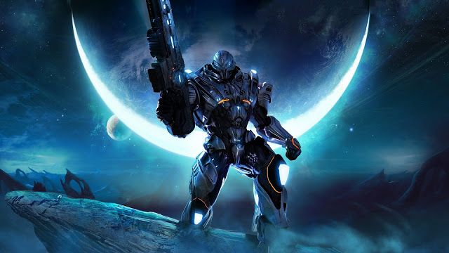 Space Soldier High Definition Wallpapers Hd Wallpapers