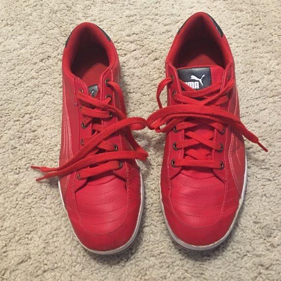 Men shoes. Red puma Ducati   Shoes, Men