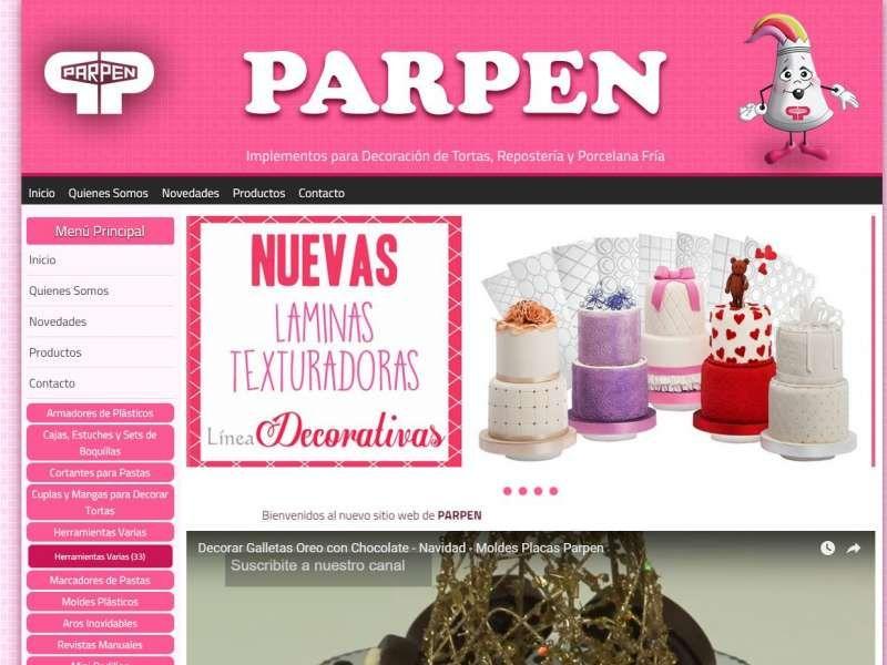 Nuestro nuevo Portal en Internet - PARPEN