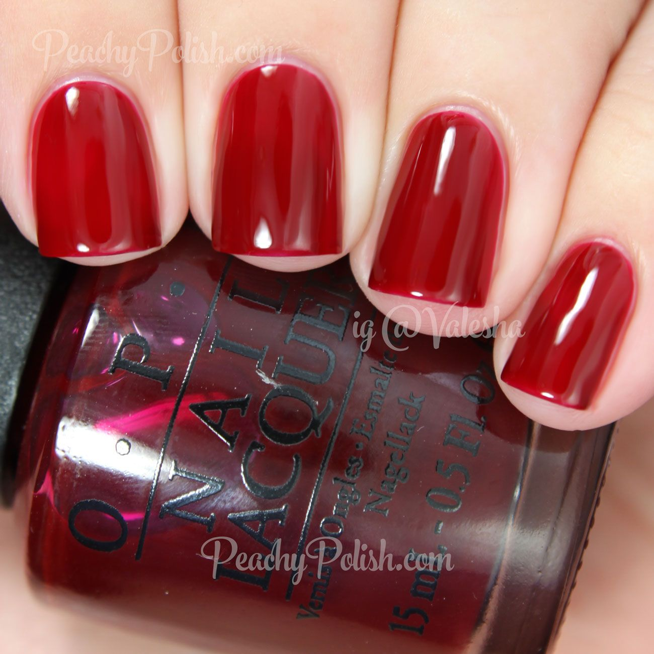 OPI In A Holidaze | Holiday 2014 Gwen Stefani Collection | Peachy ...
