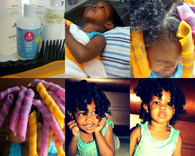 Washing Newborn Infants And Toddlers Natural Hair Curly Nikki