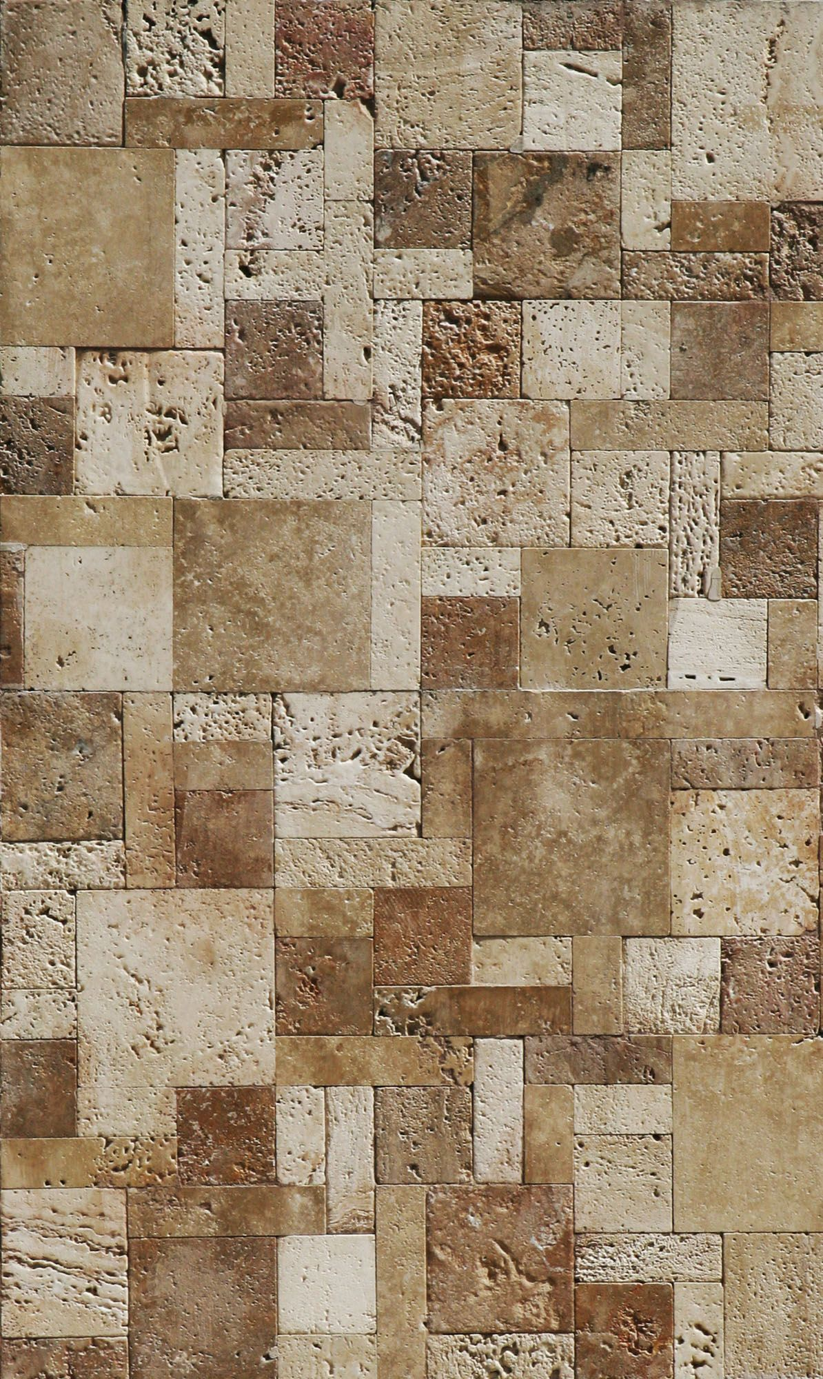 Utilizaci n de piedra en fachadas modernas impresiones - Piedra para pared exterior ...