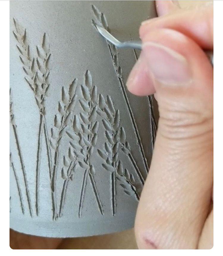 Decoration for Moms vase #slabpottery