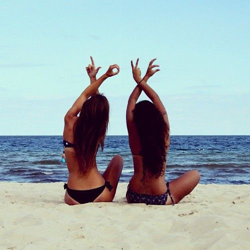 Gotta do this pic with the BFF.