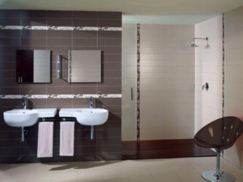 Modern Bathroom Tile Designs  Modern Bathroom Tiles Design Ideas Best Modern Bathroom Tiles Design Decorating Design