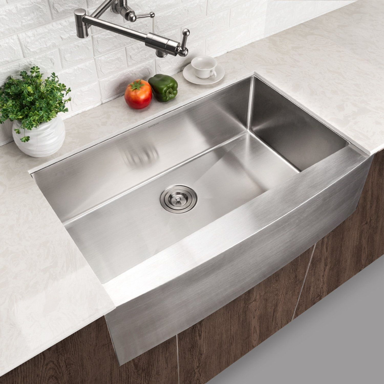 Farmhouse Sinks List Discover The Best Farmhouse Kitchen Sinks