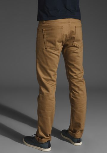 85f88d8c naked and famous chino selvedge - with a bit of stretch for xtra comfort