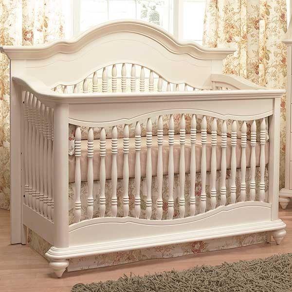Charlotte Lifetime Crib so pretty!!!!!!!!