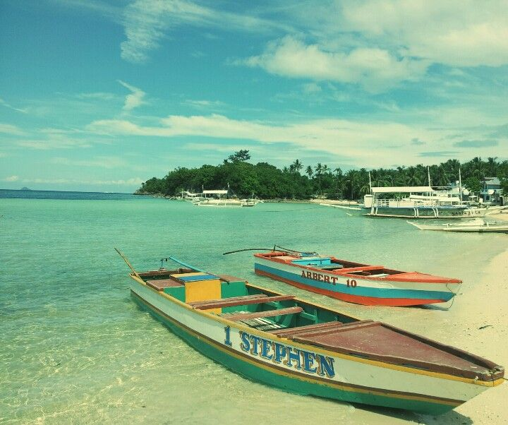 Malapascua Island. Perfect for diving, snorkeling, etc. Rent a personal boat/boatman