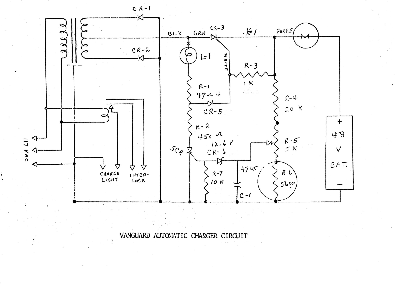 Unique Wiring Diagram For Club Car Batteries