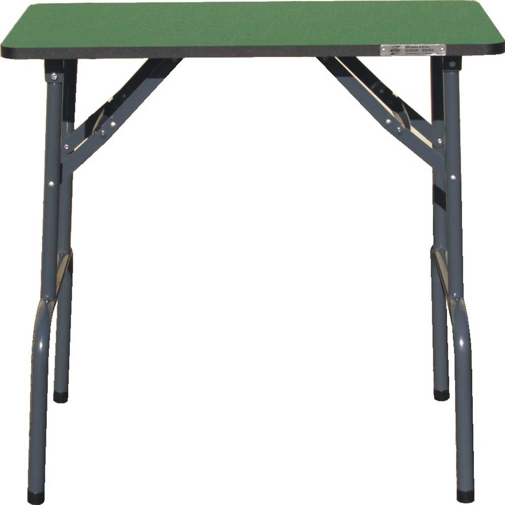 Small Green Folding Grooming Table Folding Table Table Inspiration Table