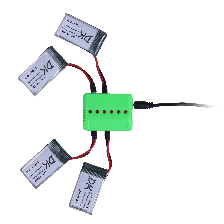 JJRC H47 Elfie Selfie Mini Drone Intlligent Flight Battery 3.7V 500mAH Battery