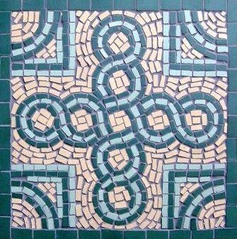 Gallery For Easy Greek Mosaics Roman Mosaic Easy Mosaic Mosaic