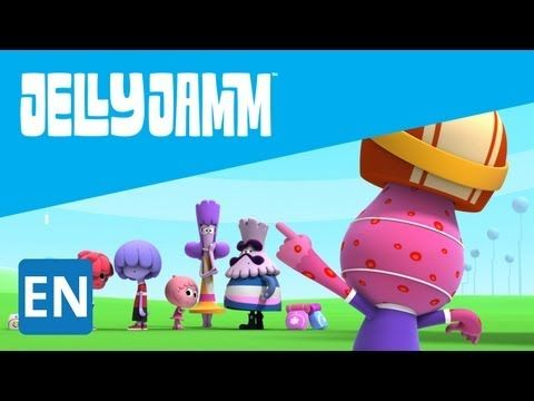Jelly Jamm Musical Aurora Children S Animation Series S01 E25 Dibujos Animados En Espanol Jelly Jamm Musical
