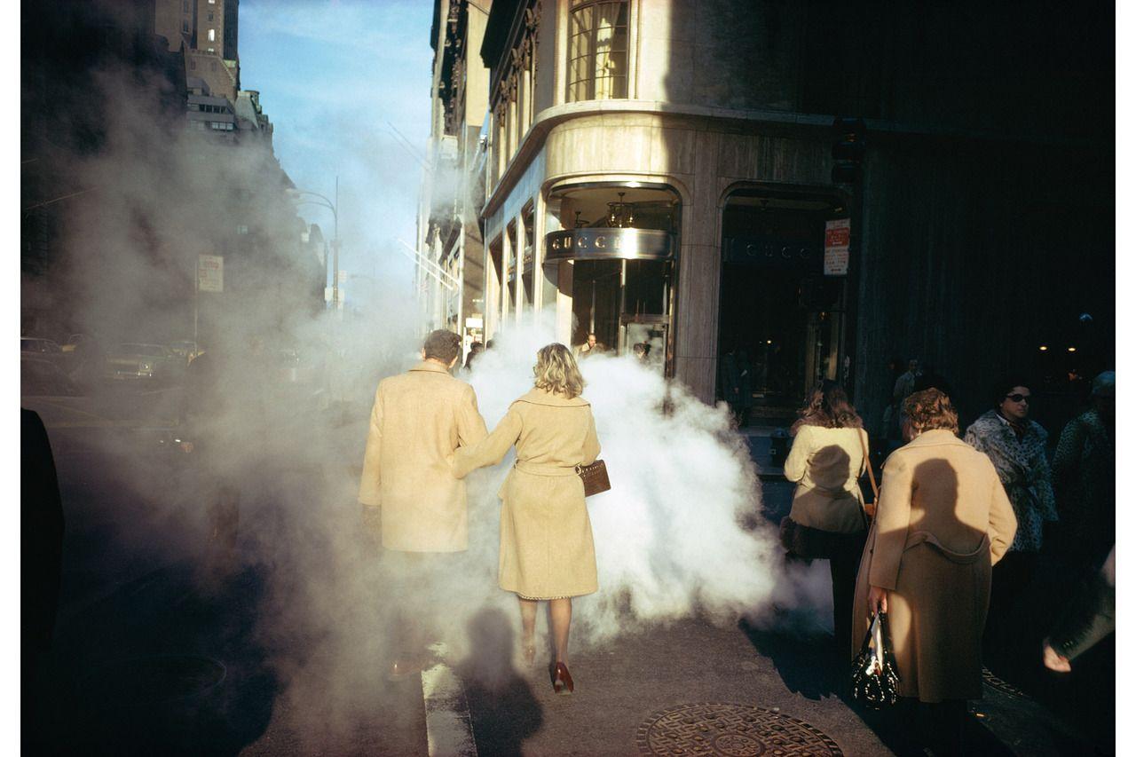 New York City, 1975 (photo Joel Meyerowitz) In honor of