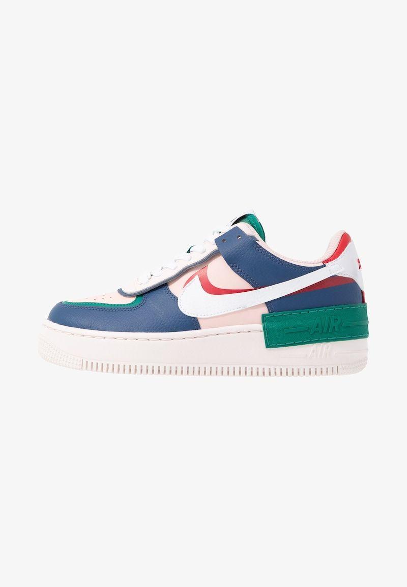 Nike Sportswear AIR FORCE 1 SHADOW Sneakers laag mystic