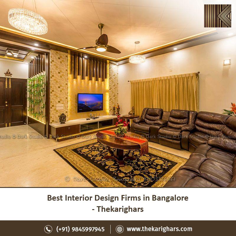 Bengaluru Interior Design Interior Design Companies Best Interior Design