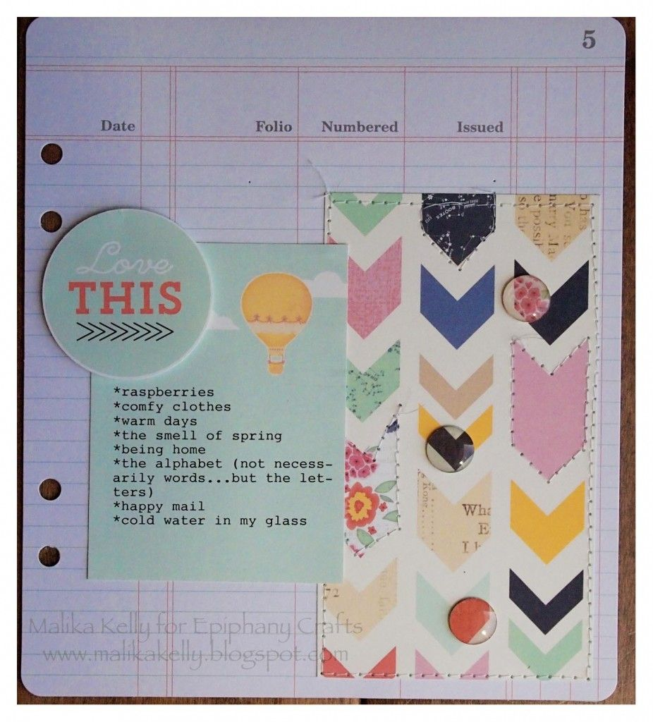 Mini album made with the #epiphanycrafts Shape Studio Tool Round 14 www.epiphanycrafts.com #americancrafts #dearlizzy #scrapbook