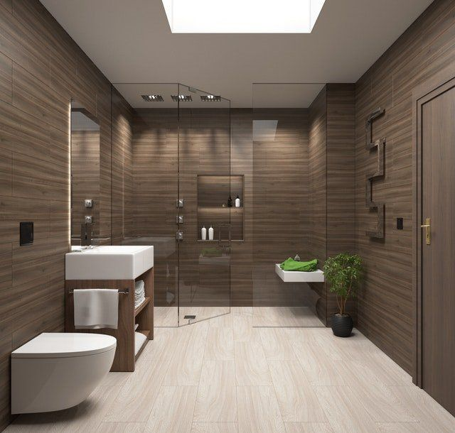 Know the 9 Best Bathroom Flooring Options for Your Home images