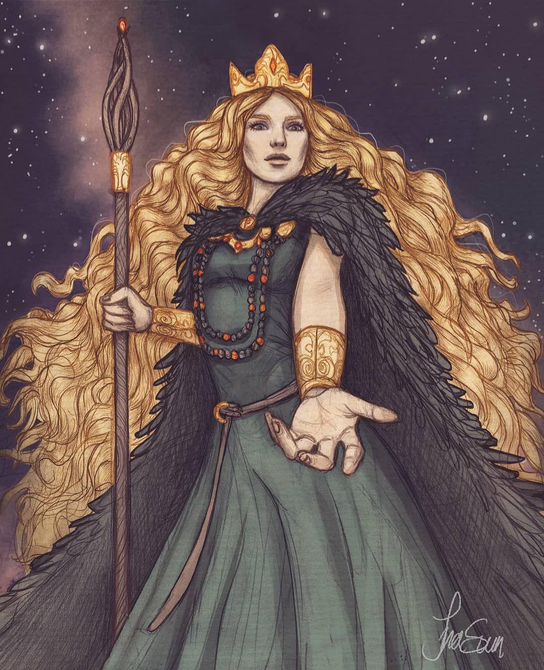 Par Freyja je vous souhaite la bienvenue! Abedd0706a19668e564fb61ce31451df