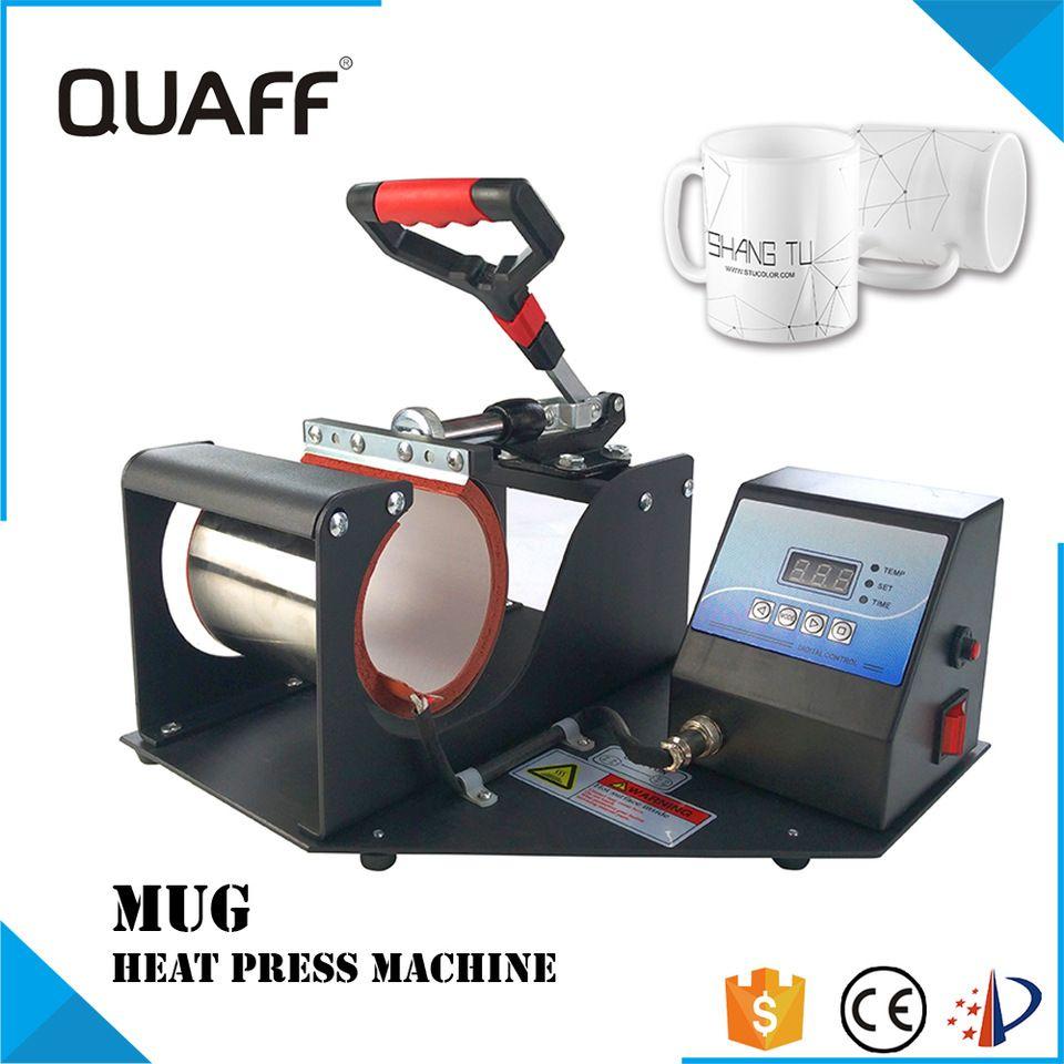 QUAFF Digital Factory Price Mug Printing Machine Heat Press