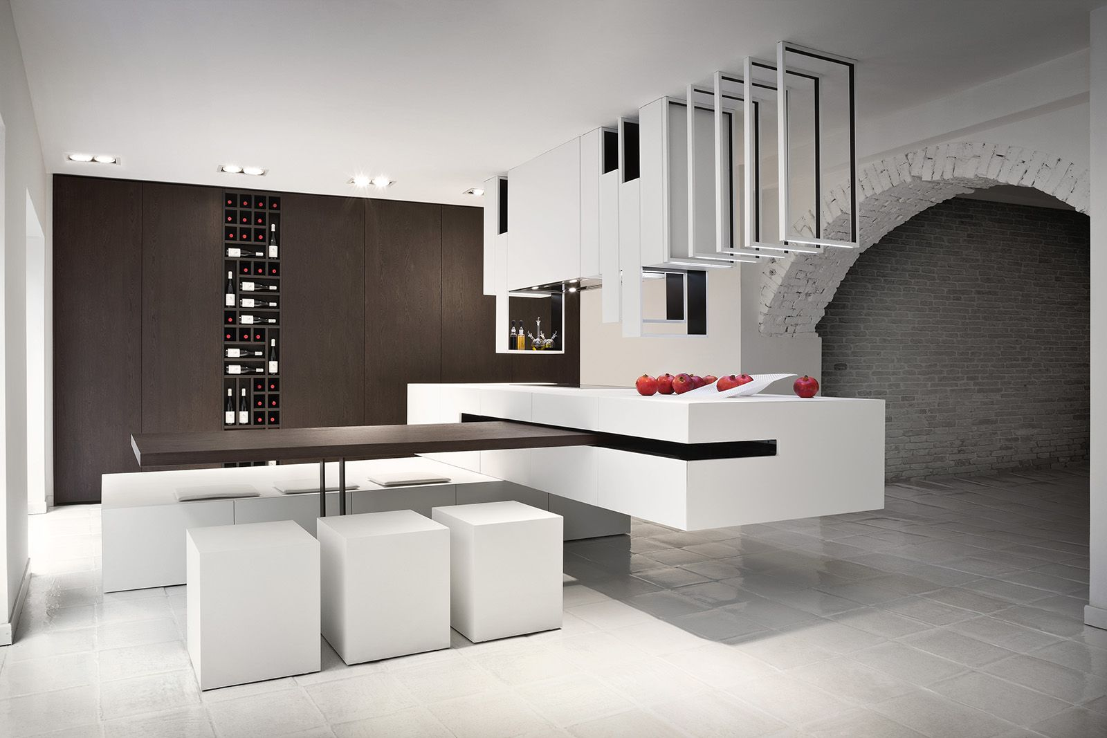 Tavolo Isola ~ Arredare la cucina. tavolo compreso kitchens