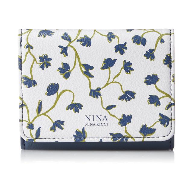 0f9fa4b82451 NINA RICCI ニナ・ニナ リッチ 35-3702 マレーヌパース 三つ折り財布 – Mimosa