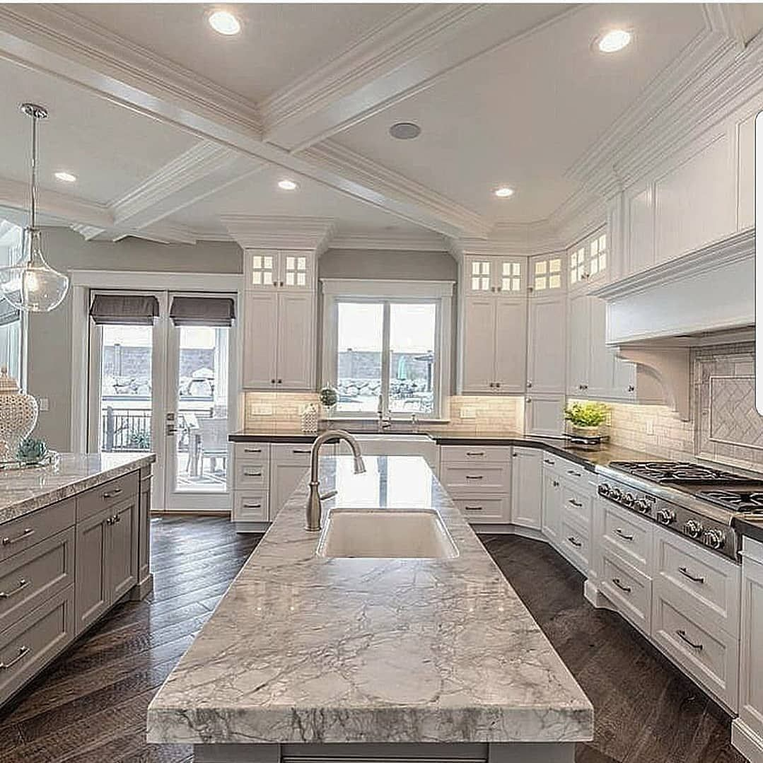 Great Kitchen Island Ideas For Your Inspiration In 2020 Home
