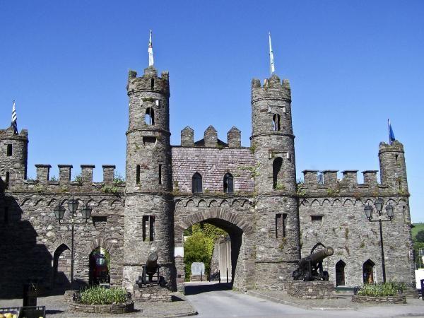 Macroom Castle County Cork