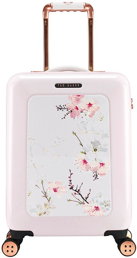 5b17b5c16a97e4 Ted Baker - Oriental Blossom Suitcase - Small