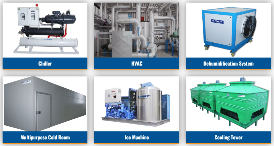 1st Chiller Manufacturing Company Earnest Engineering In 2020