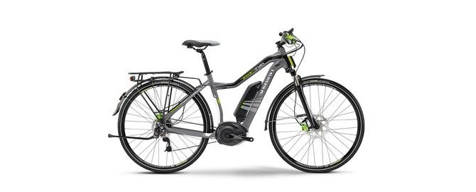Haibike Xduro Trekking Rx Review Prices Specs Videos Photos With Images Electric Bike Review Trekking Electric Bike